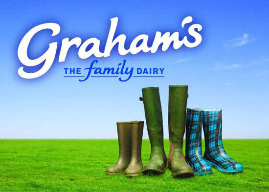 Grahem Dairies Logo